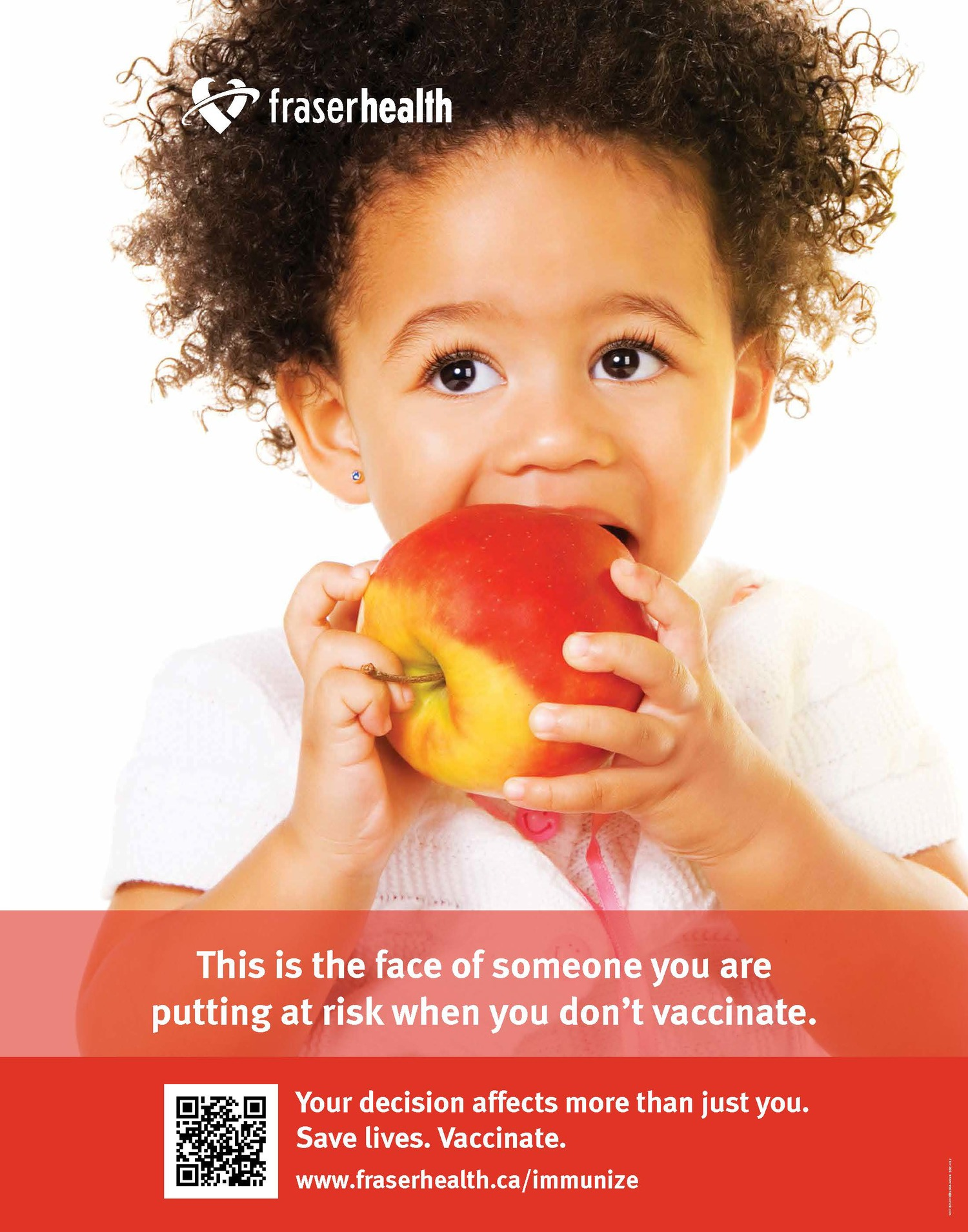 Fraser Health poster