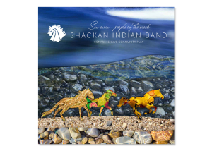 shackan indian band brochure cover