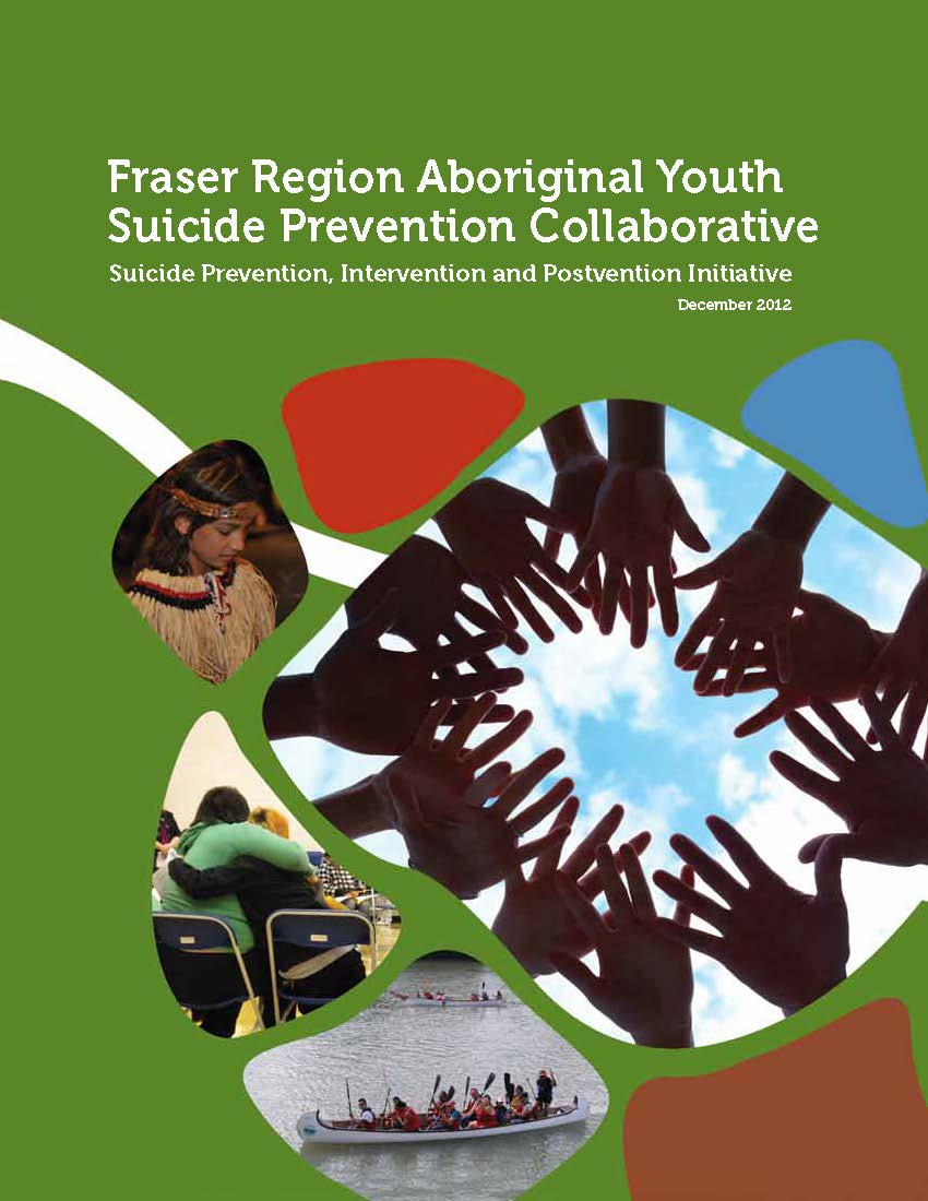 fraser region aboriginal youth suicide prevention booklet
