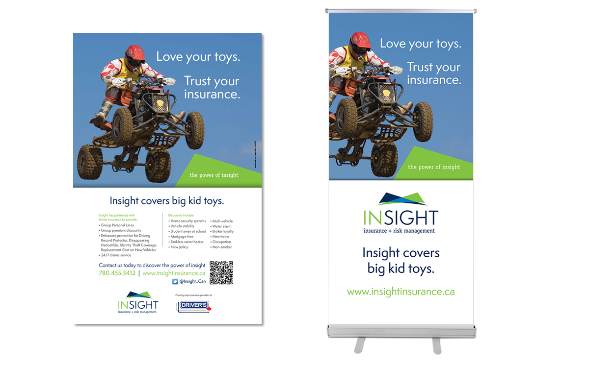 big kid toys - poster and banner stand