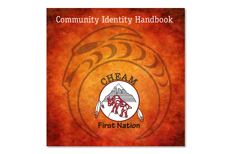 cheam first nation brochure cover