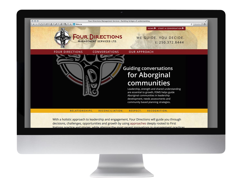 four directions management services web