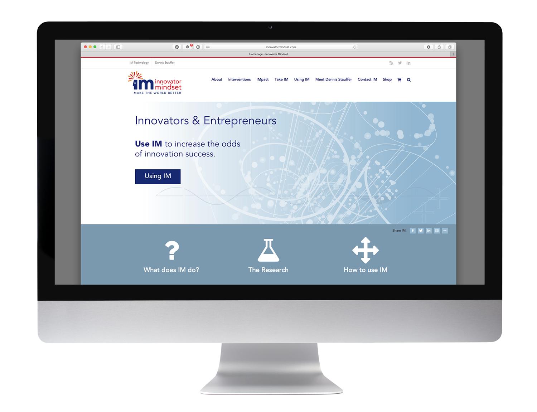 Innovator Mindset homepage