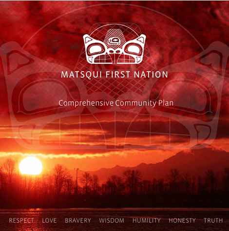 matsqui first nation brochure cover