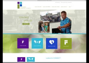 Southwest Community Church web